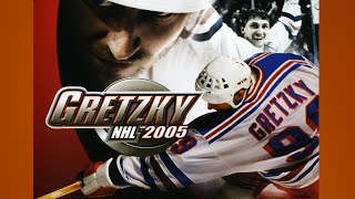 Gretzky NHL 2005 Gameplay Finals Oilers Hurricanes PS2 {1080p 60fps}