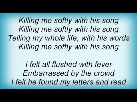 Colbie Caillat - Killing Me Softly Lyrics
