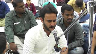 Aaye Maa Tum Mujhe Pass | Mir Akbar Ali | Anjuman-E-Hyderia (AL-HIND)