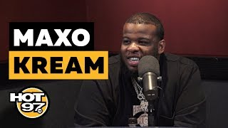 Download Maxo Kream Talks New Album, Houston Hip Hop, and His Nigerian Background Mp3 and Videos