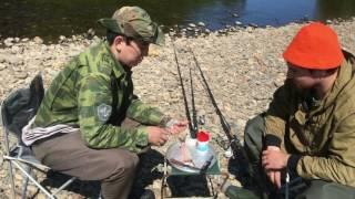 Сплав Хор (рыбалка, Хабаровский край), часть 2(В продолжении..., 2016-07-10T00:36:02.000Z)