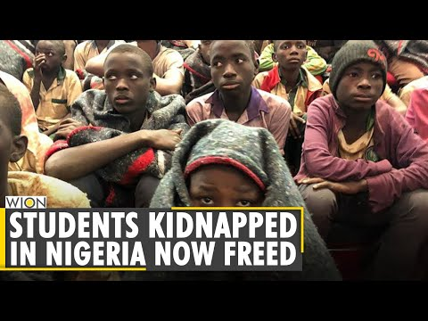 News Alert: Hundreds of kidnapped Nigerian students released  Latest English News  World News   WION