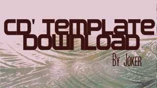 Free CD' Template Download