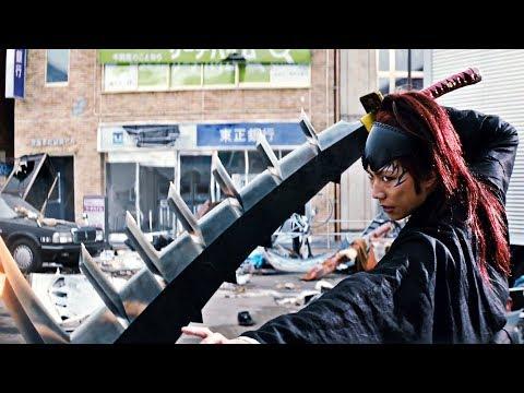 Bleach Live Action | Ichigo vs Renji part 2