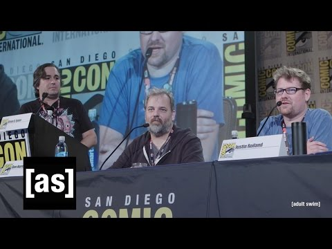 Rick and Morty Panel SDCC 2016 | Rick and Morty | Adult Swim