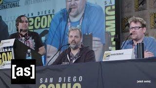 Rick and Morty Panel SDCC 2016 | Rick and Morty | Adult Swim