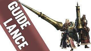 GUIDE LANCE - Monster Hunter World FR