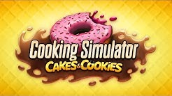 Cooking Simulator - Cakes and Cookies DLC Trailer