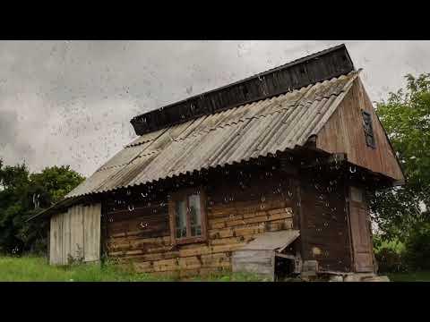 Hujan Di Atas Atap Logam - Tidur, Santai, Insomnia
