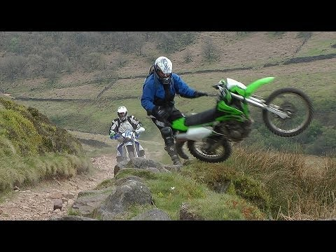 Peak District Trail Rider Tour 4th May 2014