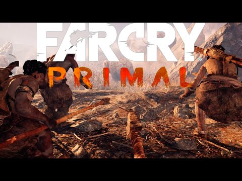 Far Cry Primal - Hands On, First Look (Jesse Cox)