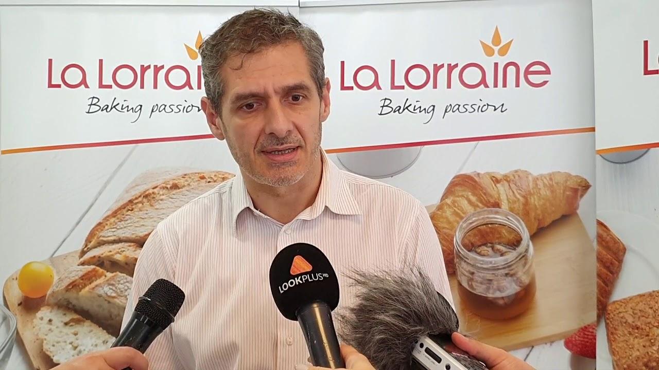 Inaugurare a 5-a linie de producție la Câmpia Turzii- La Lorraine (28.11.2019)