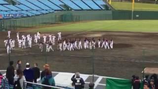 2016.10.9第10回市町村対抗福島県軟式野球大会優勝の瞬間