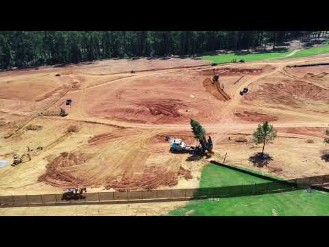 Augusta Country Club Renovation Week 11