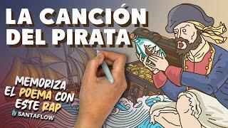 Cancion del pirata jose de espronceda