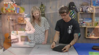REPLAY Custom Tablet Cover with Misty Doan and Rob Appell