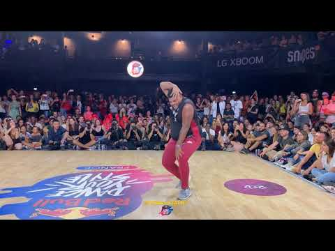 Boubou Vs Redwan - Top 16 Redbull Dance Your Style  - Finale France - #MRbenoitDtv