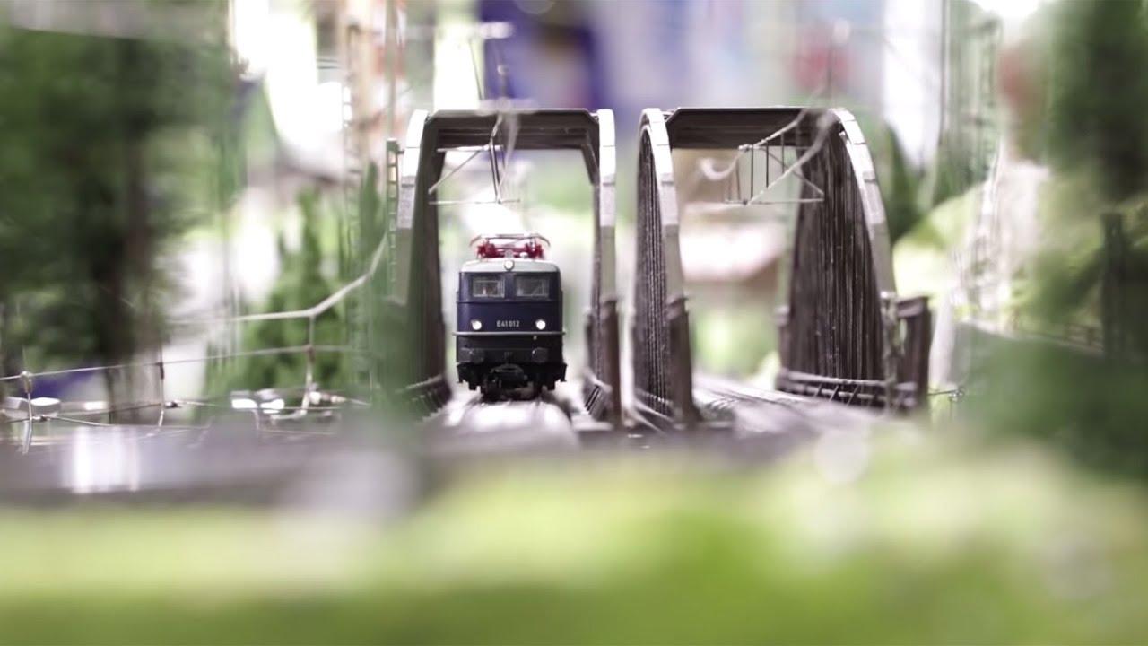 Modellbahn-Köln: International exhibition for model railways