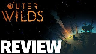 Outer Wilds Review - A Fantastic Tour of Spooky Space Science (Video Game Video Review)