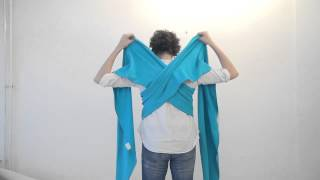 Uputstva za vezivanje Hug Bug marame