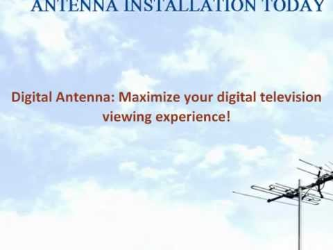 Antenna Installation Today - Antenna Set up and Installation in Melbourne