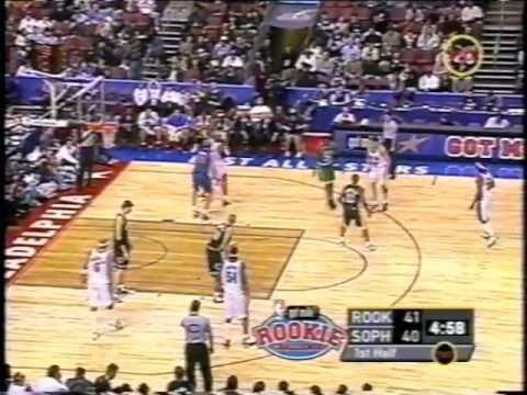 2002 NBA Rookie Challenge