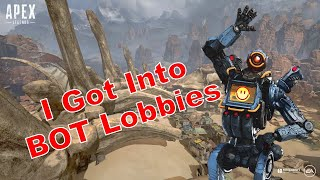 How to Get Into BOT Lobbies in Apex Legends Season 4