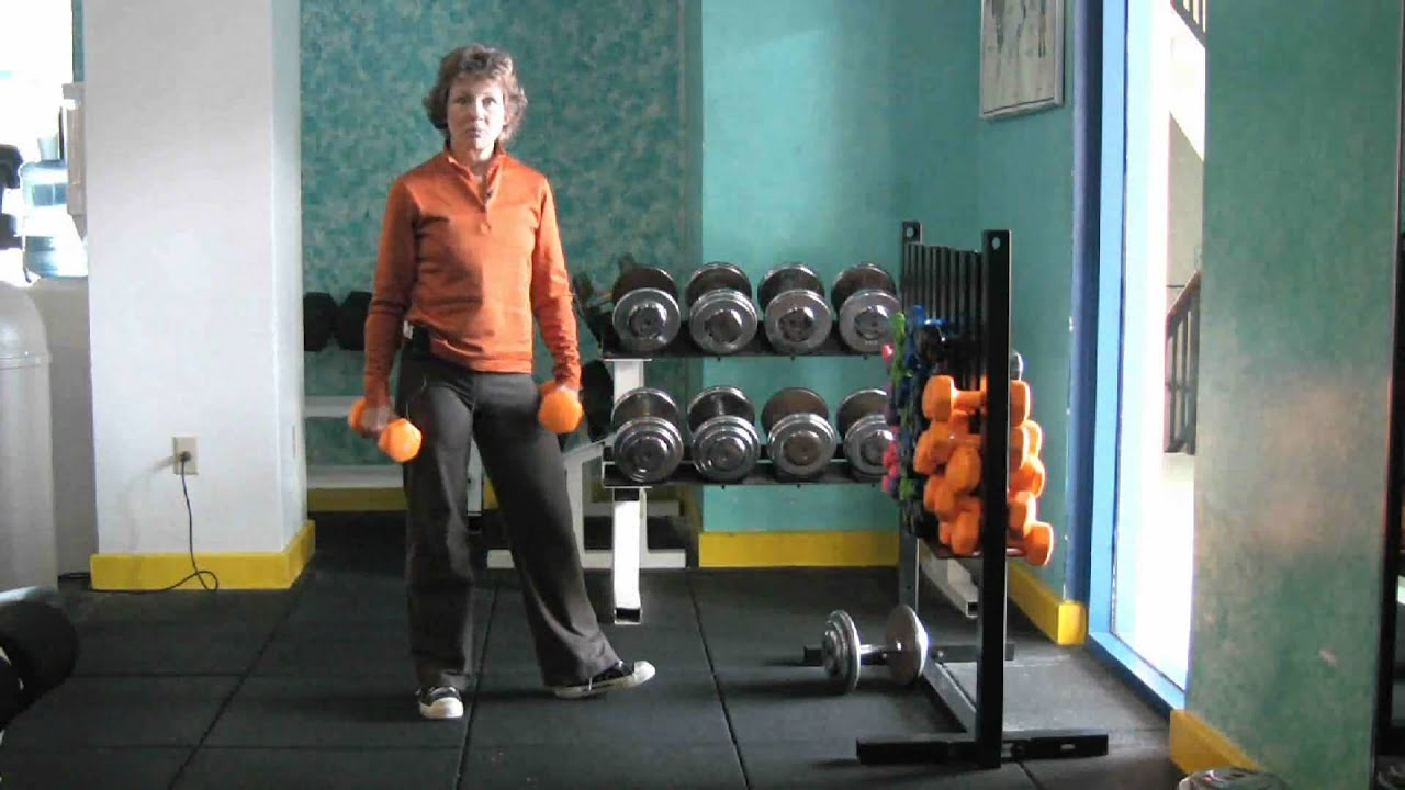 Free Weight Exercises for Osteoporosis