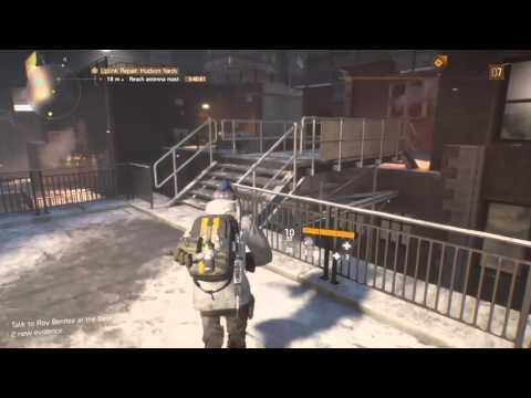Tom Clancy's The Division™ Uplink Repair Hudson Yards