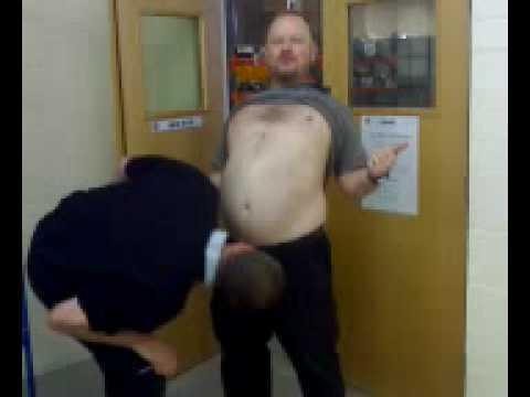 Gay men sex at work