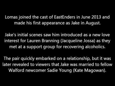 EastEnders: Jamie Lomas leaving Jake Stone role