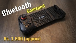 MOCUTE Bluetooth Gamepad universal Mobile Game Controller - DO NOT use gamepad with PUBG