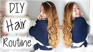 DIY Hair Routine! | Meredith Foster