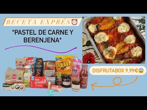 Download Pastel de CARNE y BERENJENA. Fácil, Rápido y Barato. DISFRUTABOX septiembre