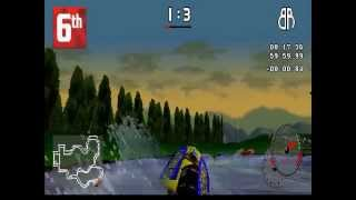 Powerboat Racing ... (PS1)