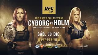 Video UFC 219: Cris Cyborg vs Holly Holm download MP3, 3GP, MP4, WEBM, AVI, FLV Juli 2018
