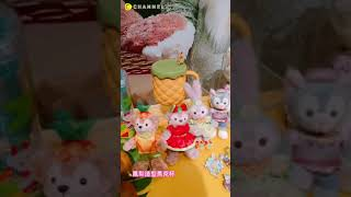 【Duffyu0026StellaLou 加入TsumTsum!香港迪士尼限定商品】| 姊妹淘babyou
