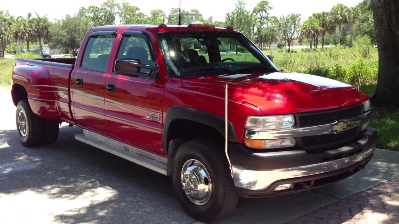 2001 Chevy Silverado 3500 4X4 - View our current inventory ...