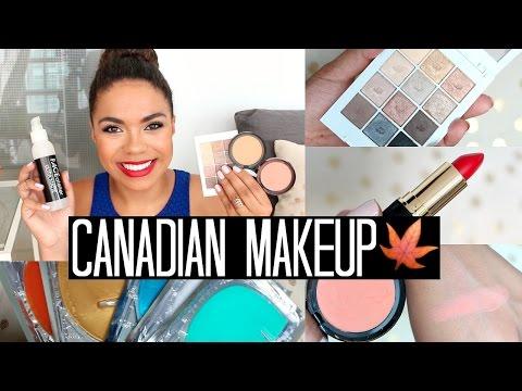 Canadian Makeup Brands! Face Atelier, Nudestix, Joe Fresh | samantha jane