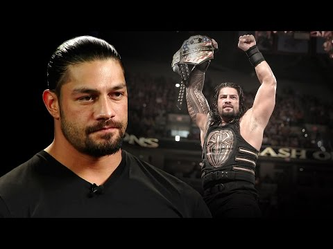 Roman Reigns on overcoming a recent