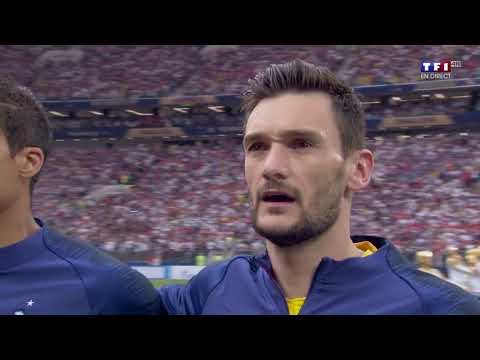 FIFA World Cup Final 2018   FRANCE VS CROATIA (1080P 60FPS) |  French Commentary