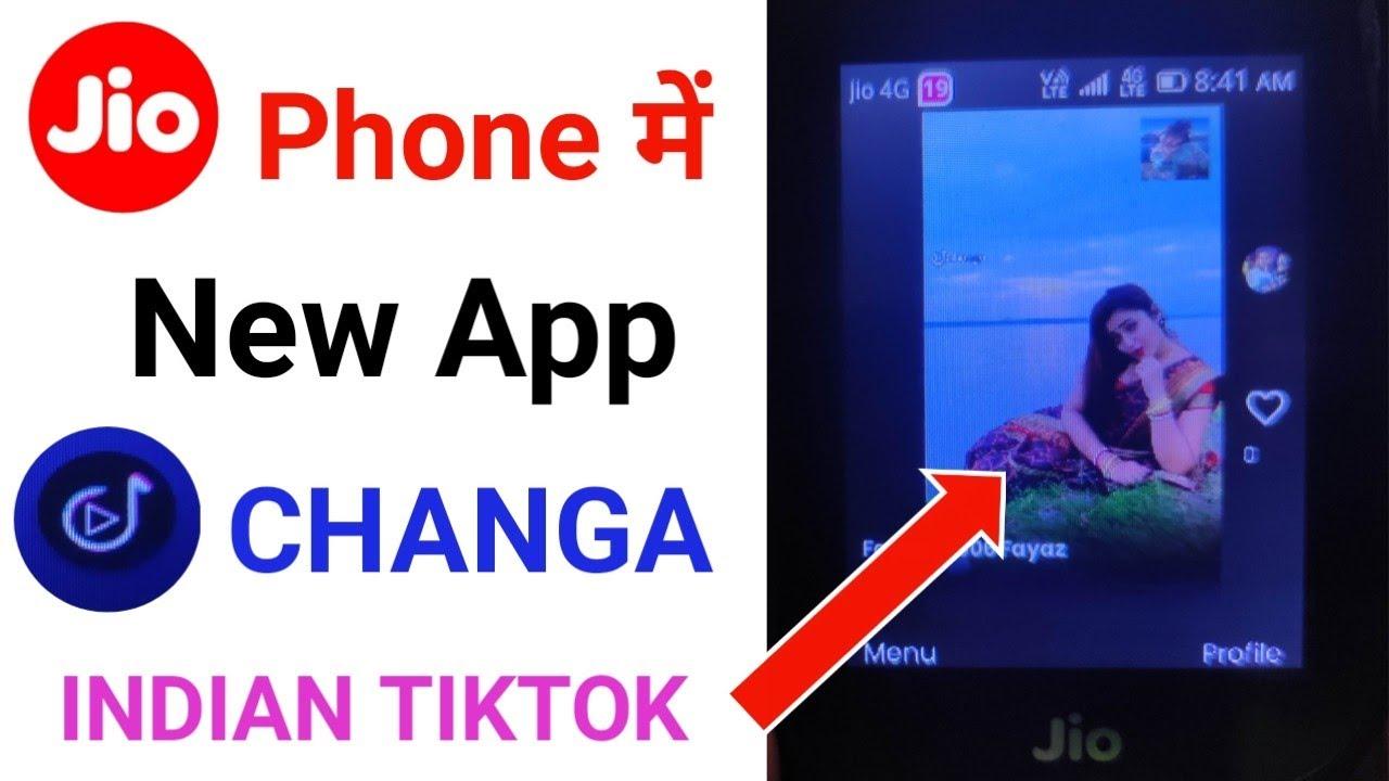 Download Jio Phone New update today | JIO PHONE ME TIKTOK JAISA CHANGA APP NEW UPDATE