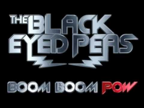 Metal Cover of the BEP's Boom Boom Pow!!!