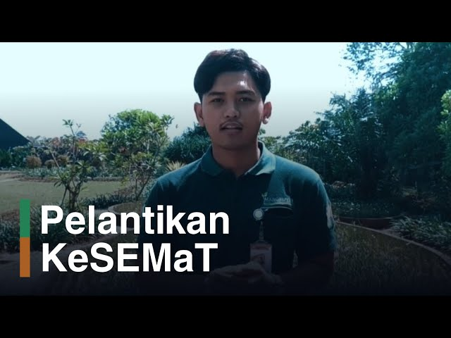 Press Release KeSEMaTINAUGURATION 2020