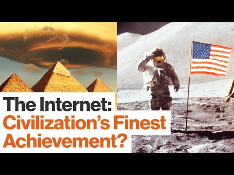 Why the Internet Is the Greatest Achievement of Any Civilization, Ever | Virginia Heffernan