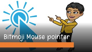 How to create Bitmoji Mouse pointer