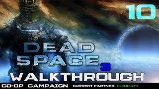 Dead Space 3 Walkthrough: Part 10 - Terra Nova: Chapter 5 (Co-op) Gameplay/Commentary