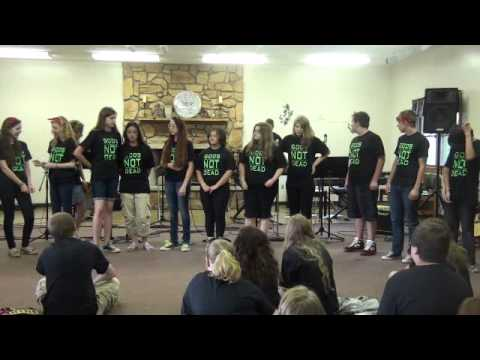Creative Arts Week 2014: Vocal Harmony Elective -