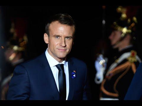 ماكرون: فرنسا ليست تابعة لأمريكا  - نشر قبل 10 دقيقة