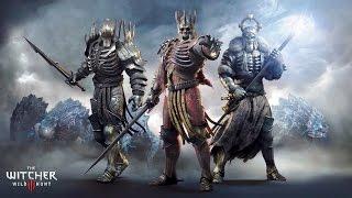 Ведьмак 3. Кат-сцены: смерть Имлериха, Карантира и Эредина.
